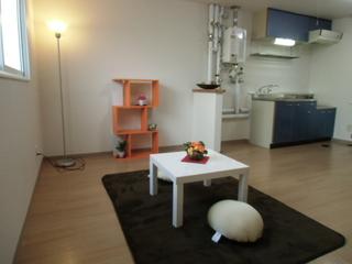 札幌3棟目モデルルーム