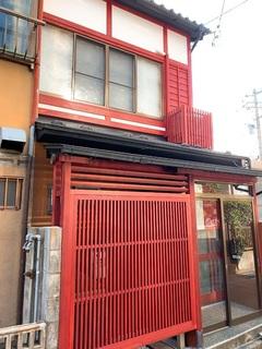 金沢の町家1