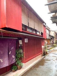 金沢の町家2