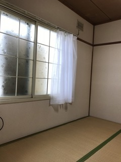 洋室にする予定の和室