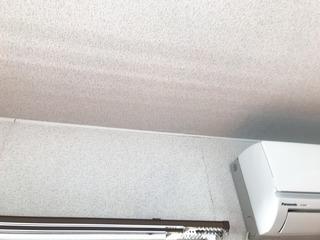 天井壁紙しわしわ